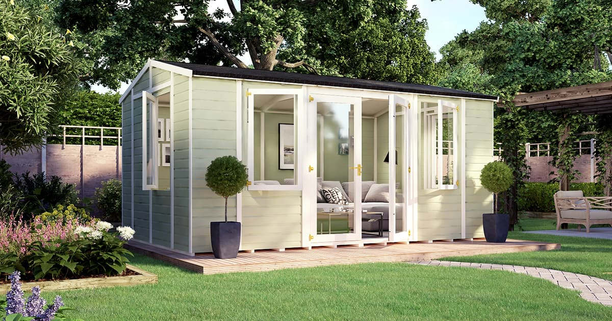 Diplomat Summerhouse Central Door category image