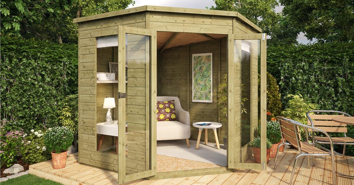 corner summerhouse category image