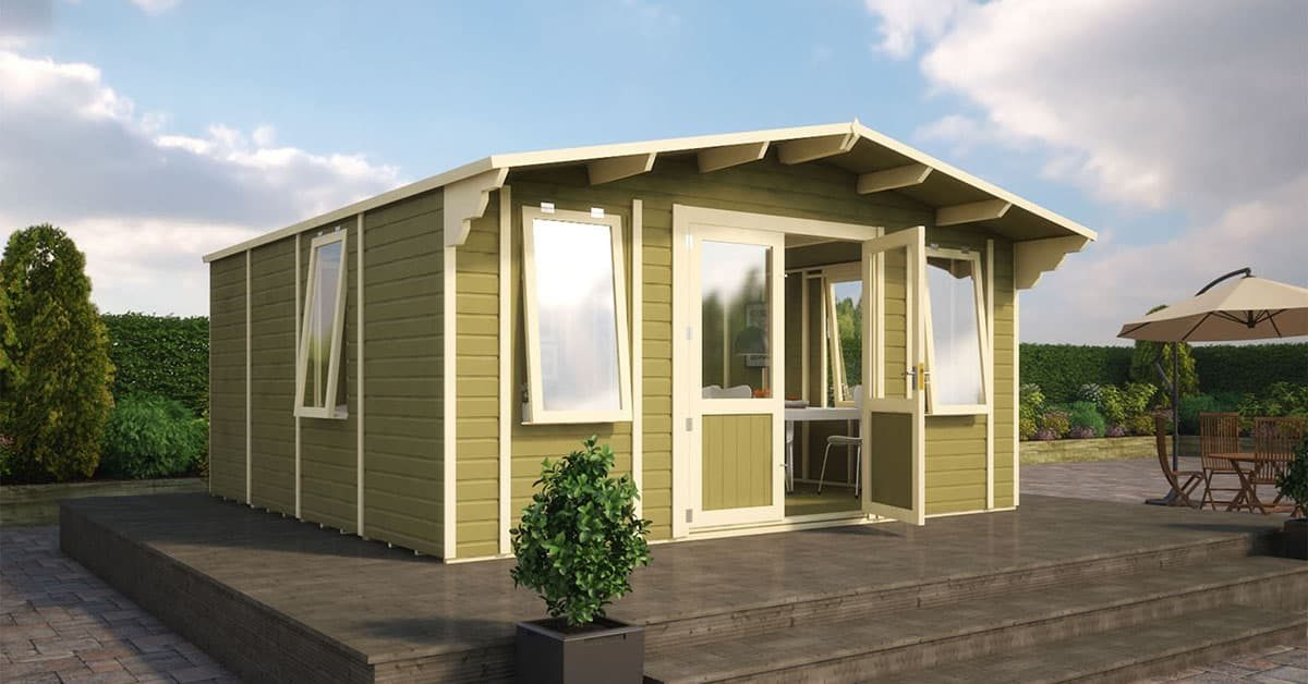 alpine summerhouse category image