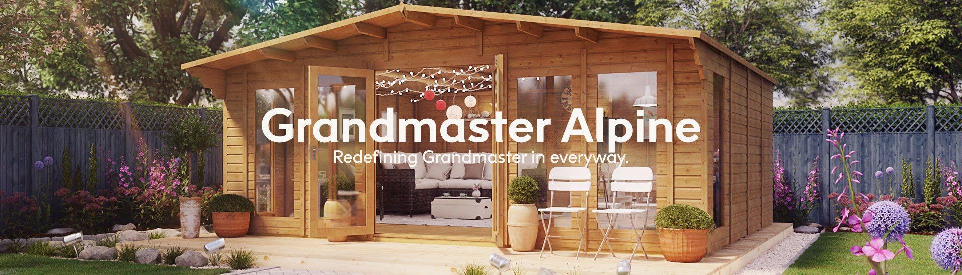 Grandmaster Alpine Redefining Grandmaster in everyway