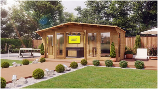 Garden Offices and the Shedworking Lifestyle