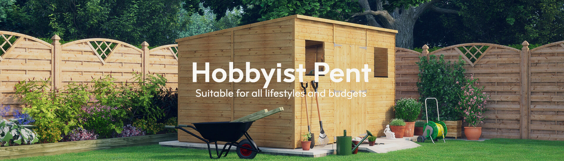 Hobbyist Pent