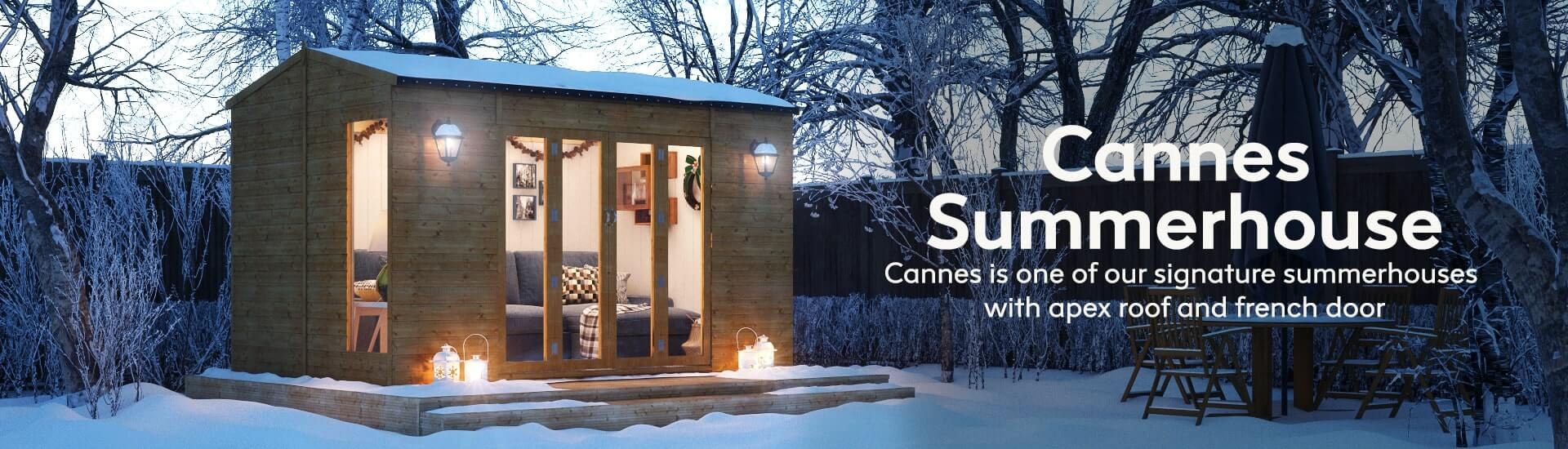 Cannes summerhouse