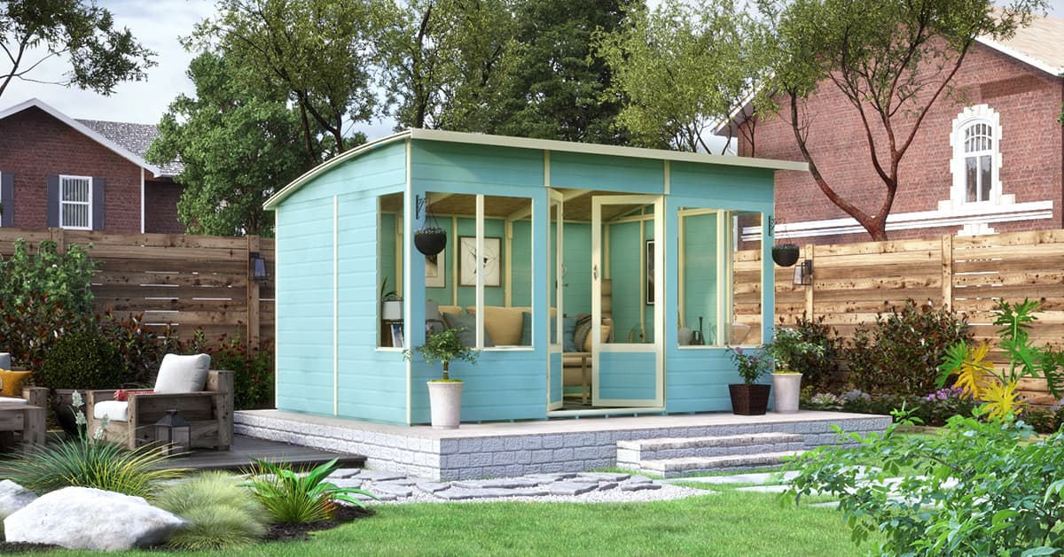 modular verano summerhouse category image
