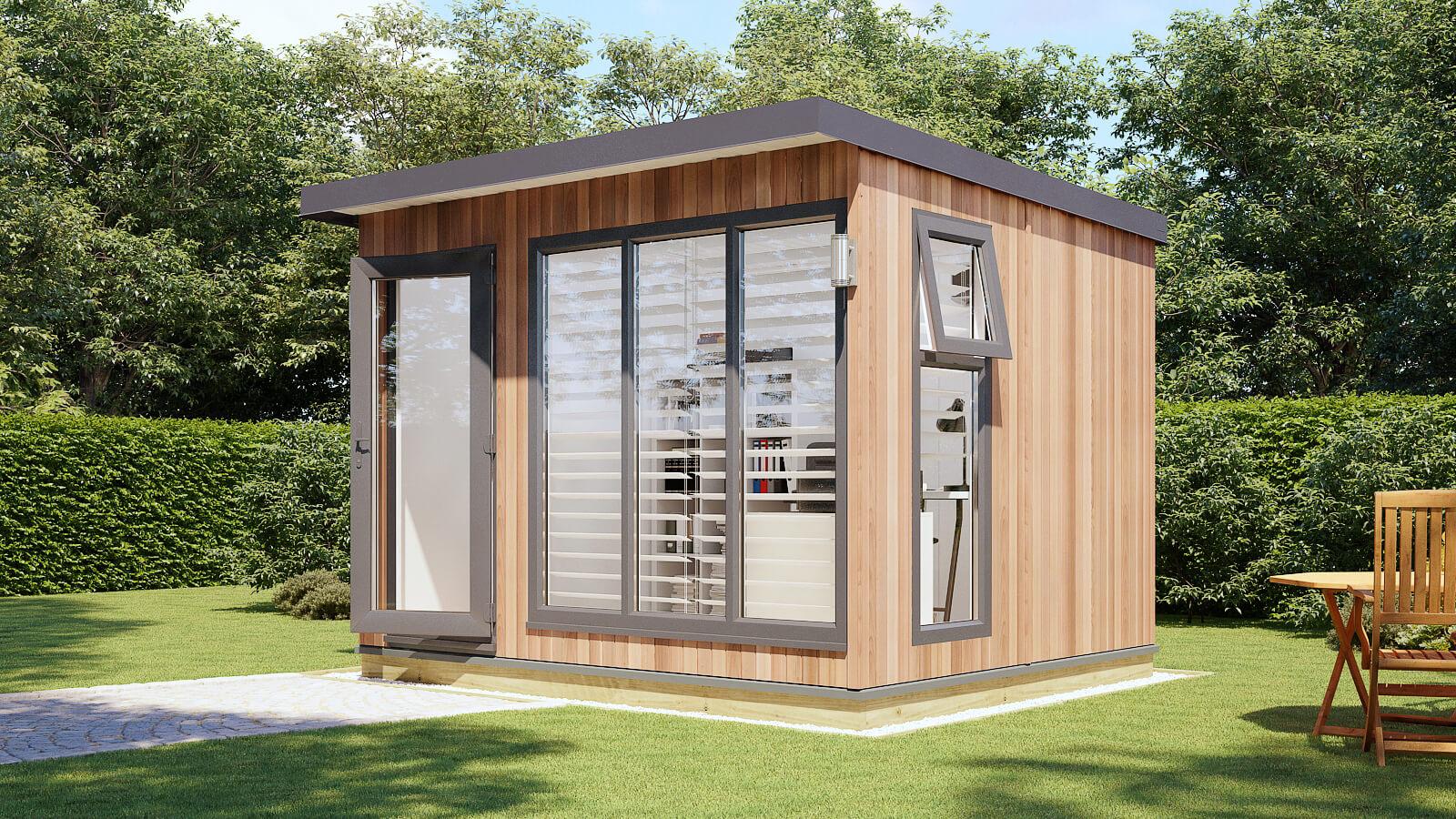 Evolution Insulated Garden Office